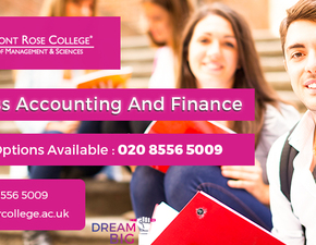 Why should I study business accounting and finance?