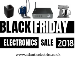 Black Friday Electronics Deals 2018 UK