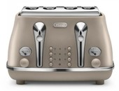 De'Longhi Icona Elements 4 Slice Toaster at 44% OFF