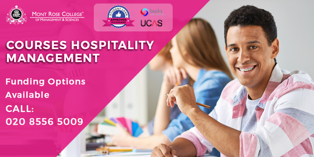 hospitality management courses?