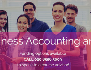 Choose the HND in business accounting and finance