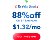 Christmas PureVPN deal 2018
