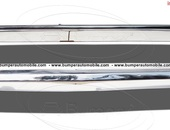 BMW 2002 bumper kit (1968-1971) stainless steel