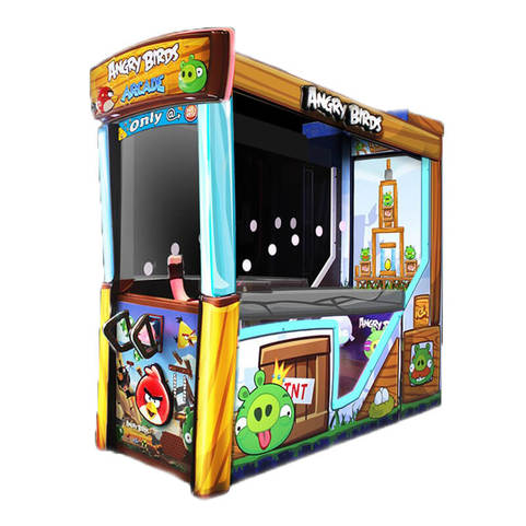 Angry Birds Redemption Arcade