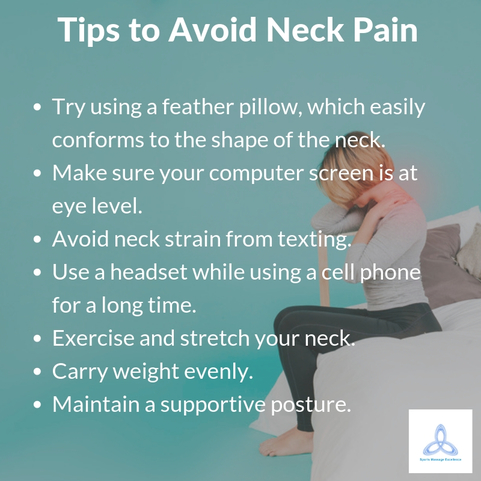 Sports Massage Therapy for Neck Pain in Hatfield, UK