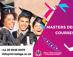 How to get a master degree in London?