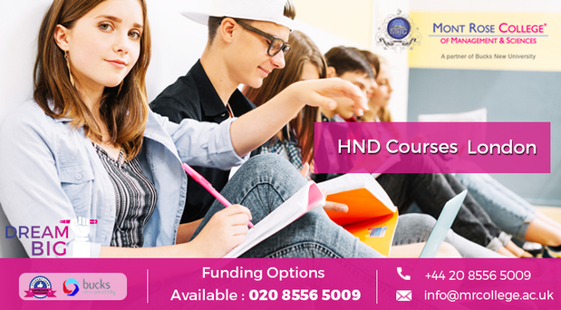 What are the HND courses should know?