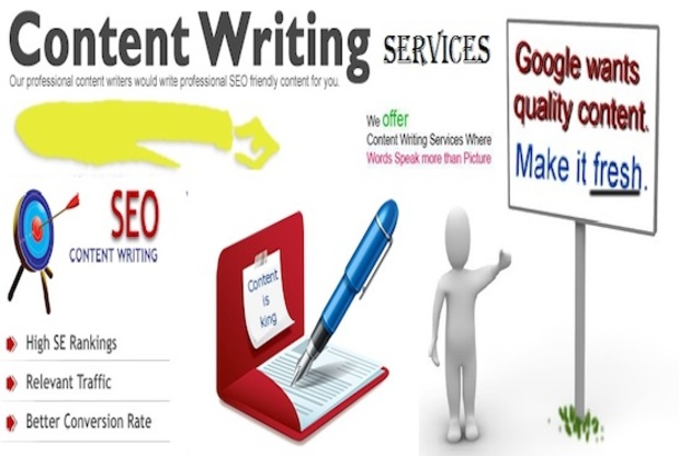 Content writing service, Copywriting, Blog writing
