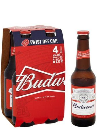 Budweiser Beer Delivery All Night London