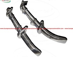 Mercedes W170s bumper (1935-1955) stainless steel