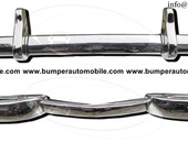 Mercedes W186 300 bumper (1951-1957) by stainless steel