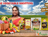 Get The Best Vegetables online through Veggie India