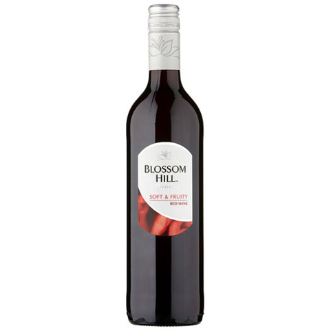 Blossom Hill Red Wine Delivery all night London