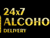 Champagne: Alcohol Home Delivery