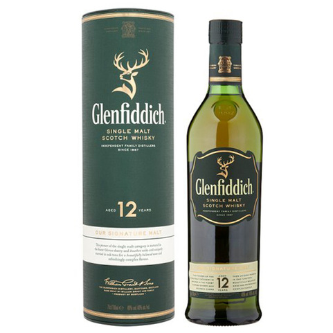 Glenfiddich 12 Years Old Malt Whisky | London