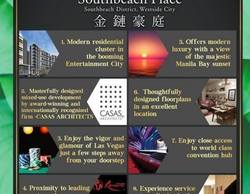 South Beach Place ( Paranaque ) PRE-SELLING