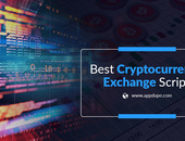 Cryptocurrency exchange software for various benefits