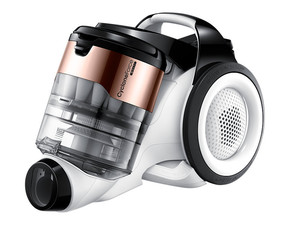Samsung Vacuum Cleaner Canister with Airborne Copper