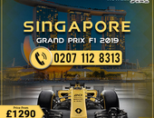 Exciting F1 Singapore packages at Traveldecorum