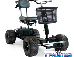 Titan Lithium Golf Buggy for Sale