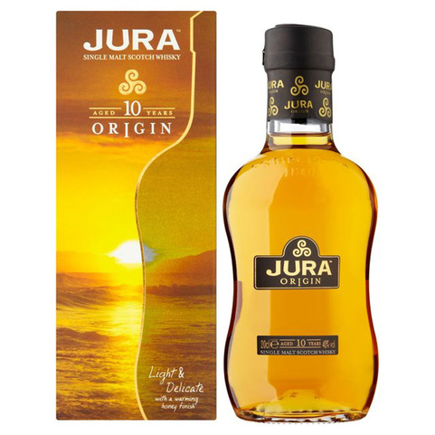 Jura Origin Whisky Delivery | Late Night Alcohol