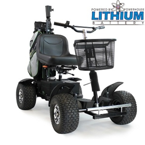 Titan Elite Lithium Golf Buggy for Sale