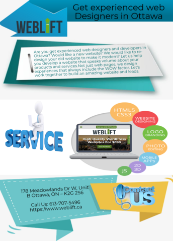 Ottawa Web Design & Website Development Services