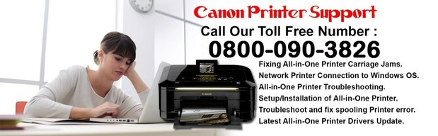 Different Ways to Add Canon Printer to Windows 10