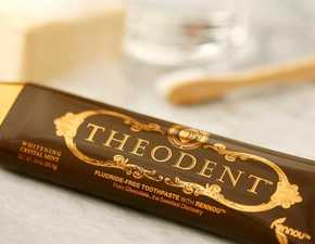 Theodent 300 | Fluoride Free Toothpaste