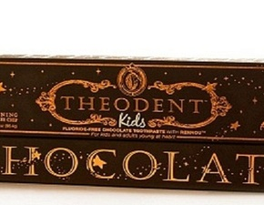 Theodent Kids Chocolate Toothpaste Theodent Toothpaste