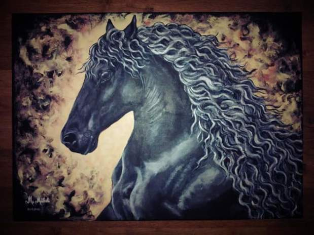 Original painting on canvas for sale!!!
