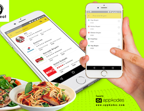 Offer 20% Coming Soon Food Order Delivery Business