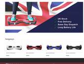 E-commerce Web Design 150 GBP