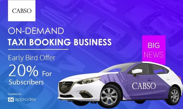 offer Uber Taxi Booking Business For Subscribers