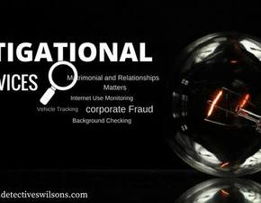 Private Investigation Services - Free Consultation