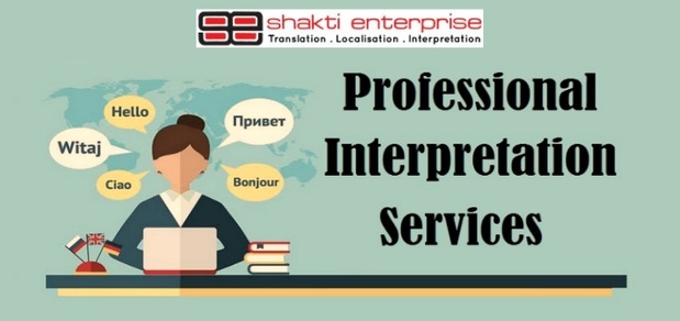 Professional Interpretation Services in India