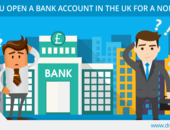 How to open bank account for UK non-residents?