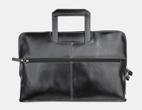 Prime Hide Leather (Milano Drop Handle Briefcase 1195)