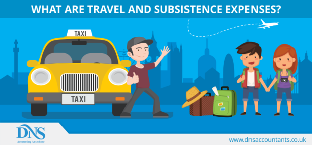 Travel and Subsistence Expenses HMRC