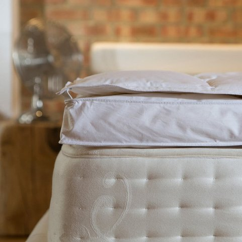 Buy Mattress toppers on sale at low price!