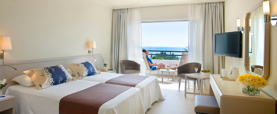 Louis Imperial hotel in paphos - rooms