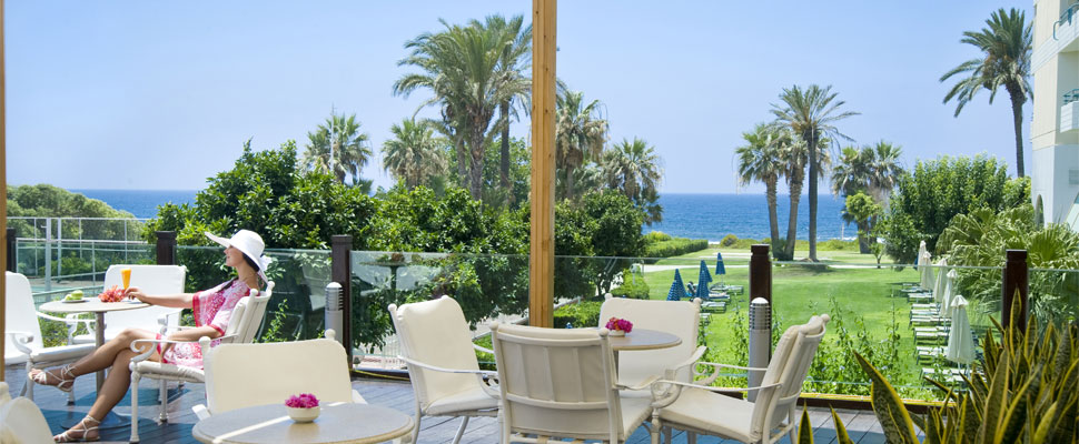 Imperial Beach Hotel Paphos Cyprus
