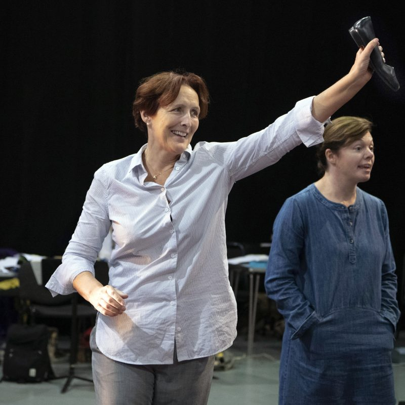 Fiona Shaw interview – a modern fairy tale