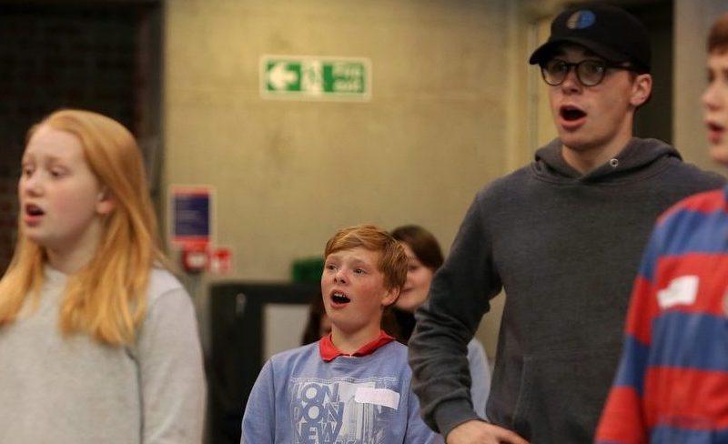 Glyndebourne Youth Opera Workshops