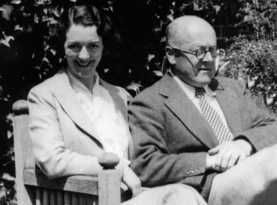 Audrey Mildmay and John Christie, photo: Glyndebourne Archive