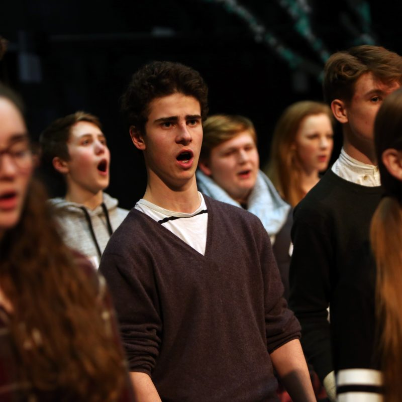 Glyndebourne Youth Opera Workshops