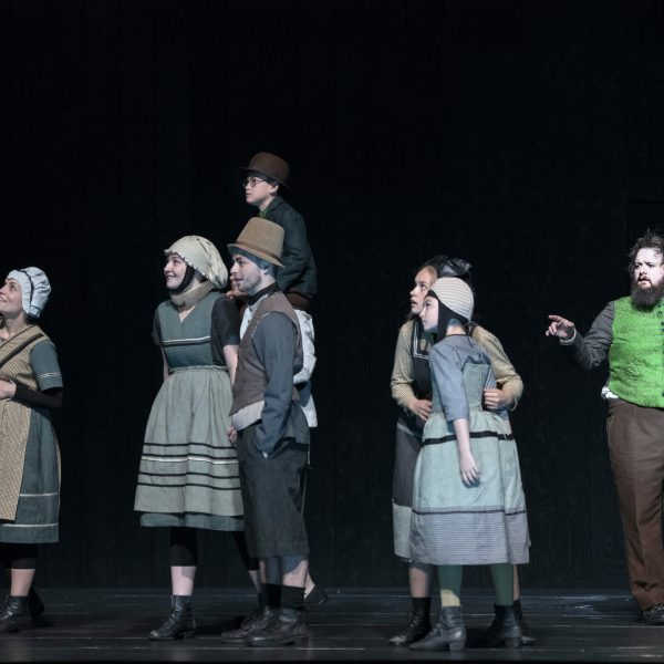 Young performers make their Glyndebourne debut