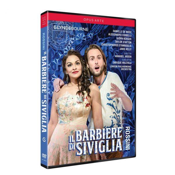 Il barbiere di Siviglia DVD