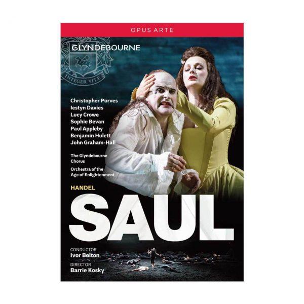 Saul DVD
