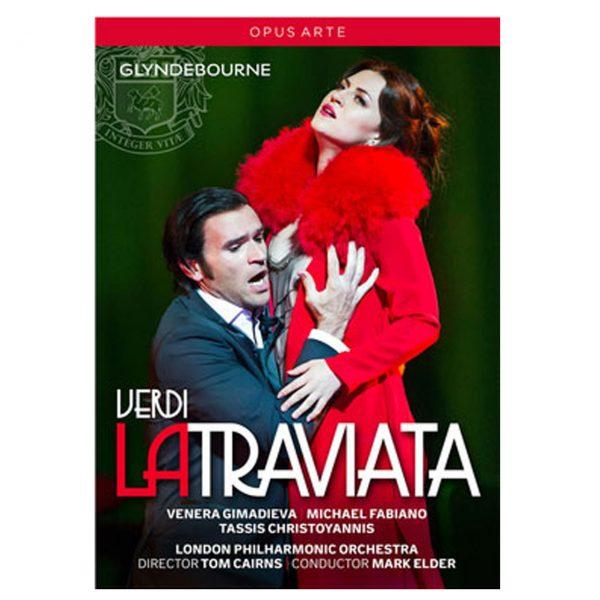 La traviata DVD